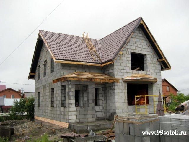 Строительство загородного дома с нуля