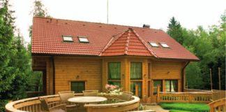 Деревянные дома и методы строительства